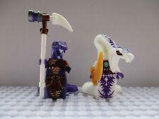 Ninjago Ninja Mini Figure Toy Pythor,Chop'Rai Snake Ninja Fit lego (lloyd,kai)