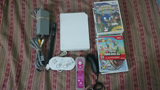 Nintendo Wii bundle with 50 games