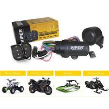 Viper 3121 V Impermeable Alarma con inclinación y choque Moto Motocicleta Ciclomotor
