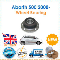 For Abarth 500 595 695 312_ 1.4 2008- One Rear Wheel Bearing New