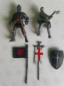 Schleich Ritter mit Ausrüstung und Kanone