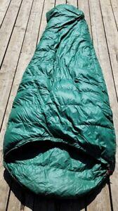 RARE ORIGINAL 1960'S SIERRA DESIGNS POINT RICHMOND, CA DOWN 200 SLEEPING BAG