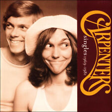 CARPENTERS *  21 Greatest Hits * New CD * All Original Songs * Singles 1969-1981