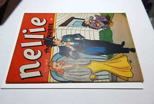 NELLIE THE NURSE #2 NM MINT 9.8  TIMELY  STANDARD 1946 GOOD GIRL!  not CGC -ed !