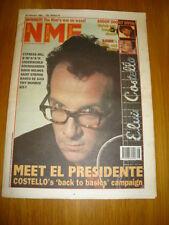 NME 1994 FEB 26 ELVIS COSTELLO SNOOP DOG BJORK