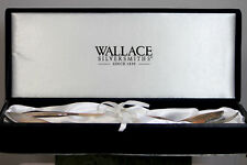 Wallace Silversmith Silverplate Serving Fork And Spoon NIB