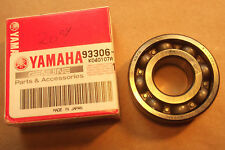 YAMAHA YZ125  YZ80  1981>1997  GENUINE  NOS  MAIN  BEARING - # 93306-20468/20418