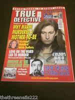 TRUE DETECTIVE - MURDER AT EXHIBITION SITE - NOV 2011