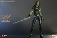 Hot Toys 1/6 Marvel Guardians of The Galaxy MMS259 Gamora Masterpiece Figure AU