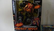 transformers Beast Wars Rampage New and unopened