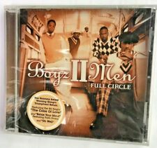 Full Circle  by Boyz II Men (CD, 2002, Arista Records) New Sealed Free Shipping