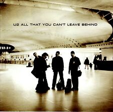 CD - U2 - All That You Can't Leave Behind (UK EDIT 2000) STOCK STORE MINT, NUEVO