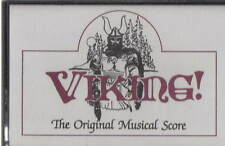 VIKING! Vikings MUSICAL SCORE CASSETTE TAPE PRIVATE HEADWATERS SOCIETY MINNESOTA