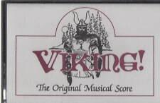 VIKING! Vikings MUSICAL SCORE CASSETTE TAPE PRIVATE HEADWATERS SOCIETY MINNESOTA