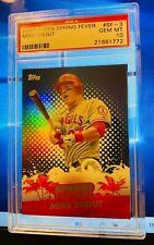 2013 Topps Spring Fever Mike Trout #SF-3 PSA 10 GEM MINT