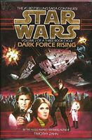 Star Wars: Dark Force Rising by Timothy Zahn (Hardcover)