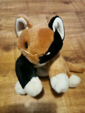 Chip Calico Cat - TV Beanie Buddy - Good Condition.