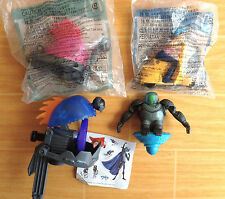 MCDONALD'S HAPPY MEAL 2010 MEGAMIND TOY ACTION FIGURES NOT COMPLETE SET PROMO