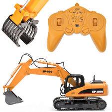 T2M #T800 + T800/01 RC Excavadora 1-14 sp-800 RTR Con Pala Metálica Y