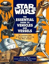The Essential Guide to Vehicles and Vessels (Star