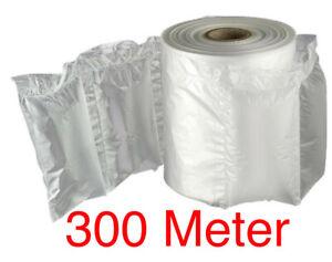Air Pillow Film Cushion Bubble 300M Roll for Air Cushion Packing Machine