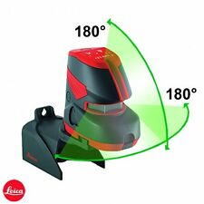 **NEW** Leica Lino L2G+ Self Levelling Cross Line Laser Level ** GREEN BEAM**