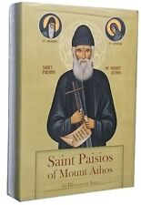 St. Paisios of Mt. Athos Biography - Revised Edition