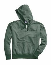 Champion Hoodie Sweatshirt Men's Heritage Heather YC Embroidered Script Logo New