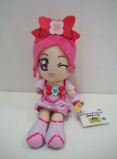 Heartcatch Pretty Cure! Precure BLOSSOM Banpresto TAG Plush 2010 Japan 46691