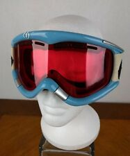 VTG Blue Electric Snow Goggles Adjustable Snowboard Winter Hipster Sports Glass