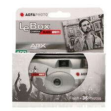 AgfaPhoto Le Box Black and White Single Use Camera