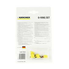 Karcher Official O'ring Spare Part Set To Fit Most Domestic Washers Machines