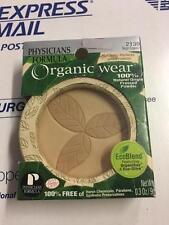 Physicians Formula Organic Wear Pressed Powder #2139 BEIGE ORGANICS,NIB! RARE