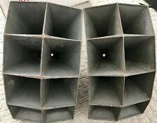 Pair of Rare Vintage Multi-Cell Horns - Lansing Iconic - Stephens TruSonic 824H