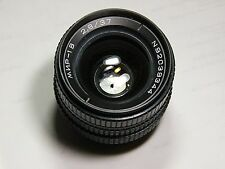 Mir-1b 2.8/37mm Lens #92039344 m42. russian FLEKTOGON. perfect condition. old stock