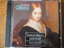 2 CD AUDIO BOOK -JANE EYRE - Talking Classics No: 6