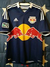 SIZE M New York Red Bulls 2012-2013 Away Football Shirt Jersey