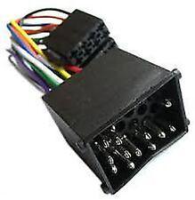 Range Rover Radio CD Unidad Principal Estéreo Arnés Cableado ISO Conector GOMAS