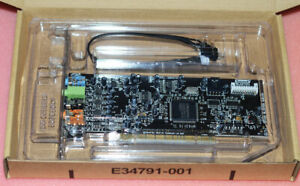 Creative Labs SB0570 Sound Blaster Audigy PCI-Soundkarte