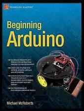 Beginning Arduino by Michael McRoberts (Paperback, 2011)