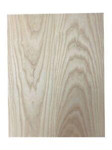 White Ash Body Blank - Guitar