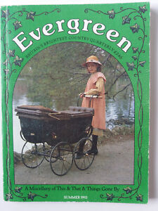 Evergreen Country Quarterly Paperback Publication - Summer 1993