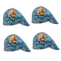 4 Welder Protective Flame Retardant Hood Hat Cap Welding Safety Helmet Cover