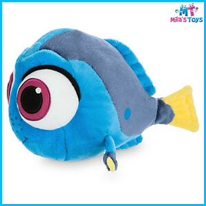 """Disney Finding Dory Baby Dory 8"""" Plush Mini Bean Bag Doll Toy brand new with tag"""