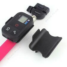 Plastic WiFi Remote Clip Adapter Mount Locker for GoPro Monopod Pole Stick Small