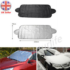 Car Windshield Cover Front Rear Window Sun Block Shade Visor Protector Shield UK