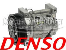 OEM A/C Compressor w/Clutch Chevrolet Tracker & Suzuki Vitara w/2.0L Engine