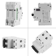 250V DC 16A/32A/63A 2P MCB Low-voltage Miniature Air Circuit Breaker