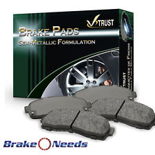 REAR V-Trust Top Quality Semi-Metallic Brake Pads VTSMD1006