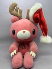 Gloomy Bear Reindeer Christmas Santa Plush